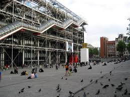 Centre Pompidou, Paris France